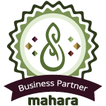 Logo for approved Mahara Business Partners