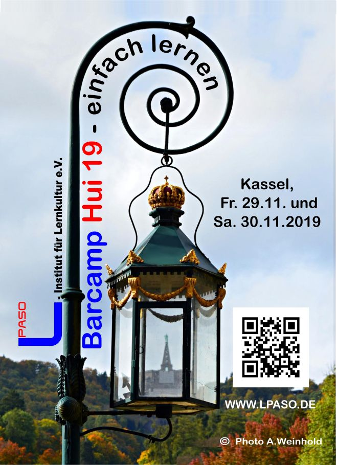 Poster for Hui 2019 in Kassel